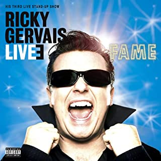 Ricky Gervais     Fame              By:                                                                                                                                 Ricky Gervais                               Narrated by:                                                                                                                                 Ricky Gervais                      Length: 1 hr and 18 mins     118 ratings     Overall 4.4