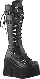 3d54df90ca0 Amazon.com: Platform - Knee-High / Boots: Clothing, Shoes & Jewelry