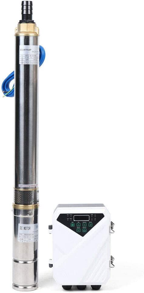 DNYSYYSJ 3 lowest price Inch Stainless Steel Dc Pump So All items free shipping 600W Submersible 48V