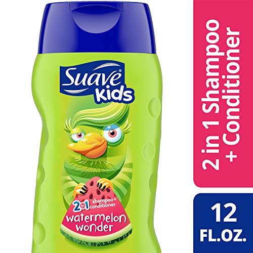 Suave Kids 2 in 1 Shampoo Wilde Wassermelone 355 ml