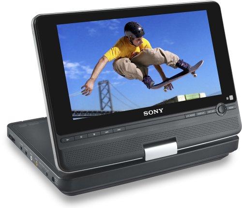 Sony DVP-FX810 8-Inch Portable DVD Player