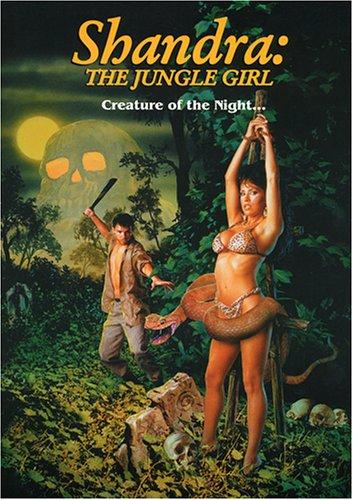Shandra: The Jungle Girl [USA] [DVD]