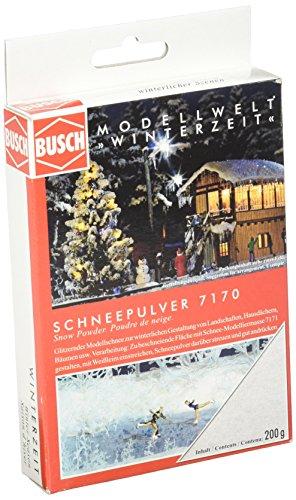 Busch 7170 - Poudre de Neige.