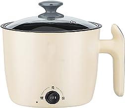 Rijstkoker (1.9L) Huishoudelijke Multifunctionele All-in-One Rijstkoker/Koekenpan/Wok/Soep Pot, Non-Stick Inner Pot, voor ...