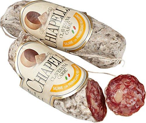 Chiapella | Salami mit Bergparmesan