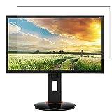 Vaxson 3 Unidades Protector de Pantalla, compatible con Acer XB270HUbprz XB270HU bprz 27' Display Monitor [No Vidrio Templado] TPU Película Protectora