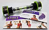 Shake Weight Pro, Women's Dumbbell, Weighs 3 Lbs, 13' Long