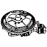 SAMSUNG DD82-01353A Dishwasher Sump and Motor Assembly Genuine...
