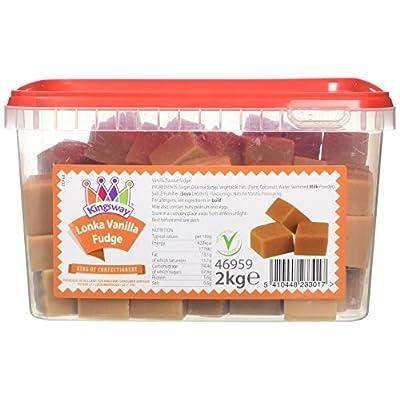 lonka vanilla fudge 2 kg Lonka Vanilla Fudge 2 Kg 51JVAFoCBwL