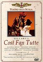 Mozart - Cosi Fan Tutte / Muti, Dessi, Ziegler, Teatro alla Scala [DVD] [Import]