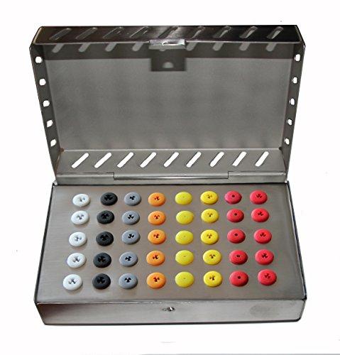 Bohrer-Tray Bohrerständer für 40 Einheiten Bohrerkassette