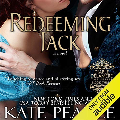 Redeeming Jack Audiobook By Kate Pearce cover art