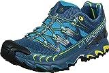 La Sportiva Ultra Raptor, Scarpe da Trail Running Uomo, Multicolore (Blu/Zolfo 000), 45 EU