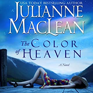 The Color of Heaven                   By:                                                                                                                                 Julianne MacLean                               Narrated by:                                                                                                                                 Jennifer O'Donnell                      Length: 7 hrs and 5 mins     1 rating     Overall 5.0