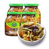 Paquete combinado de 306 g4 botellas de kimchi / encurtidos de...