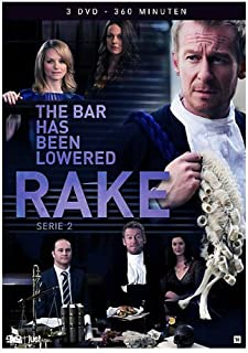 Rake (Series 2) - 3-DVD Box Set ( Rake - Series Two ) [ NON-USA FORMAT, PAL, Reg.0 Import - Netherlands ]