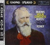 Violin Concerto: Heifetz(Vn) Reiner / Cso