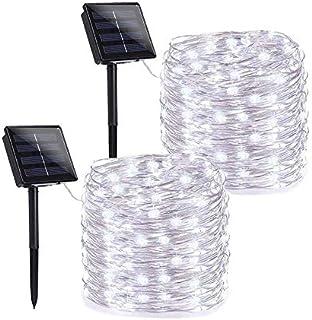 Asmader Solar String Lights