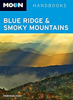 Moon Blue Ridge & Smoky Mountains