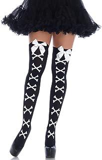 5c021b4af Amazon.es: lazo negro - Calcetines y medias / Mujer: Ropa