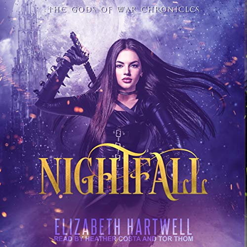 Nightfall cover art