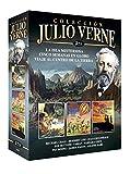 Julio Verne Colección 3 Blu Ray La Isla Misteriosa + Cinco Semanas en Globo + Viaje al Centro de la Tierra [Blu-ray]
