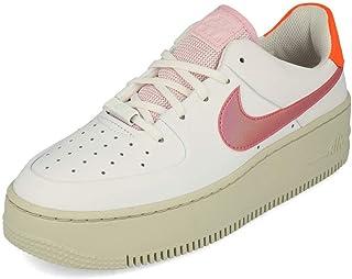 air force basse bianche e rosa