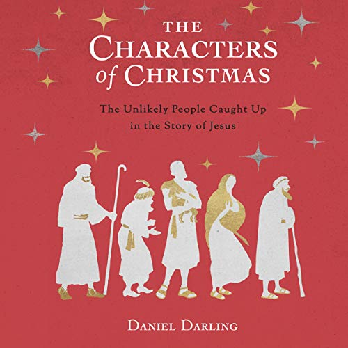 The Characters of Christmas cover art