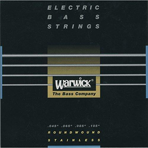 Warwick BlackLabel 045-105, 4-string · Saiten E-Bass