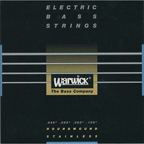 Warwick BlackLabel 045-105 - Corde per basso elettrico a 4 corde