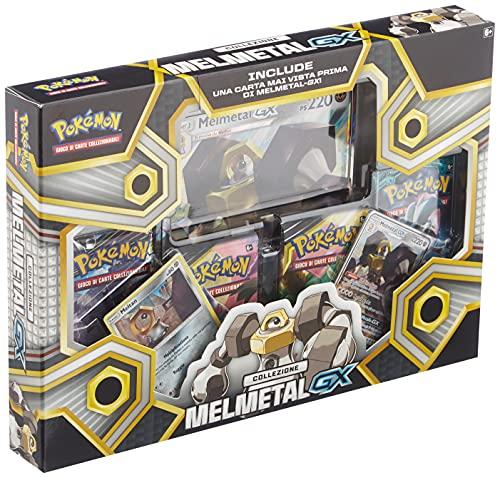 Pokemon The Company Set Melmetal Box Carte Collezionabili, Multicolore, 0820650309472