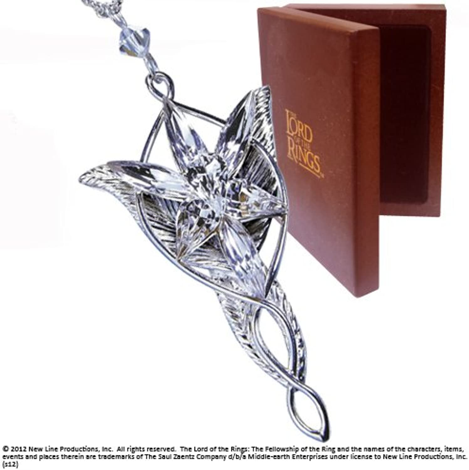 The Noble Collection Arwen Evenstar Pendant