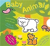 Baby Animals (Magic Color Books)