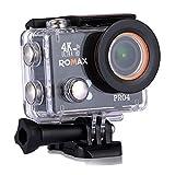 Romax Action Camera Pro 4 Sports Action Camera 20 Megapixel 4K Ultra HD