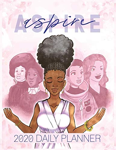 Aspire: 2020 Daily Planner