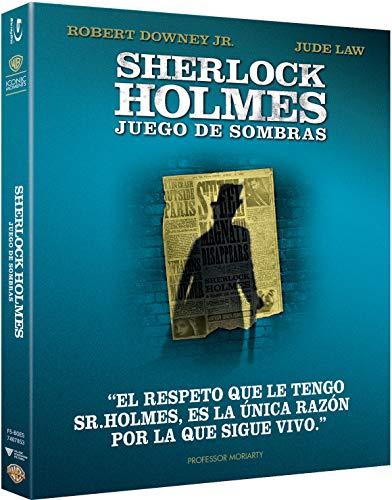 Sherlock Holmes: Juego De Sombras Blu-Ray  - Iconic [Blu-ray]