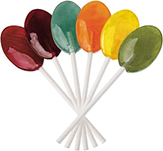 Dr. John's Inspired Sweets Classic Fruits Collection Sugar Free Lollipops (1 Lb)