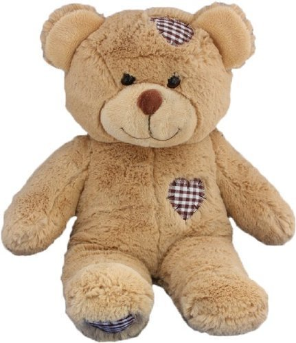 Personalized Long Message Recordable 15 Inch Talking Teddy Bear with 60 seconds of Recording Time
