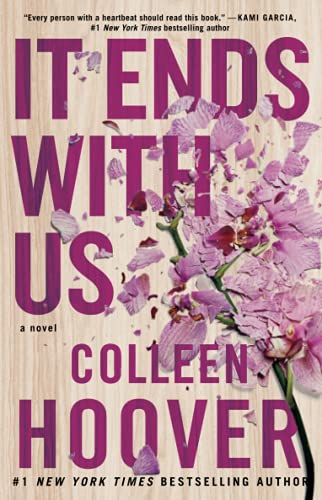 Compare Textbook Prices for It Ends with Us: A Novel  ISBN 9781501110368 by Hoover, Colleen