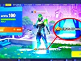 The Fastest Method To Level 100 In Fortnite