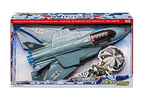 RE.ELTOYS Aereo Caccia F35 - Mighty Wings