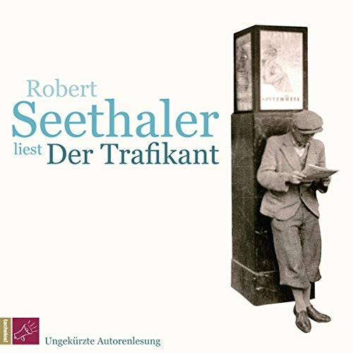 Der Trafikant audiobook cover art