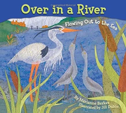 [Over In A River: Flowing Out to the Sea] [By: Marianne Berkes] [September, 2013]