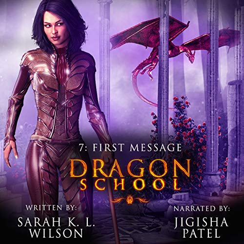 Dragon School: First Message cover art