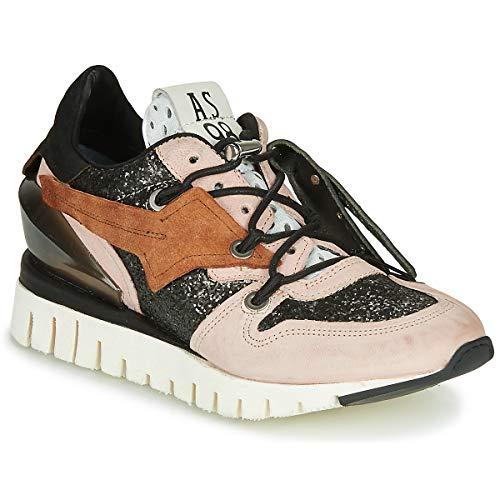 airstep / a.s.98 Denastar Sneaker Damen Rose - 39 - Sneaker Low Shoes