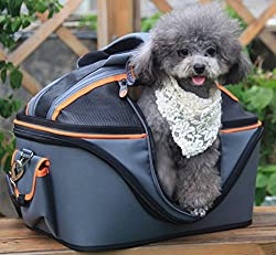 Mobile Soft Sided Small Pet Carrier image