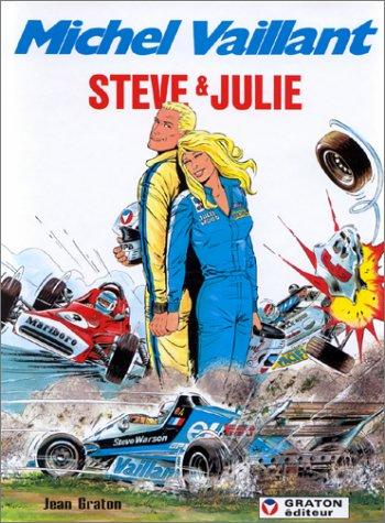 Michel Vaillant, tome 44 : Steve & Julie