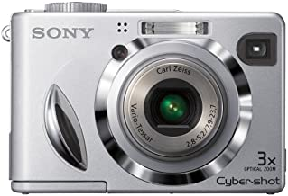 Sony Cybershot DSC-W7 7.2MP Digital Camera with 3x Optical Zoom (OLD MODEL)