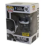 Funko DC Comics Figura Pop The Flash Blanco y Negro, Multicolor (FK7615)...