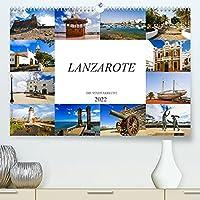 Lanzarote Die Stadt Arrecife (Premium, hochwertiger DIN A2 Wandkalender 2022, Kunstdruck in Hochglanz): Zu Besuch in der malerischen Hauptstadt von Lanzarote (Monatskalender, 14 Seiten )